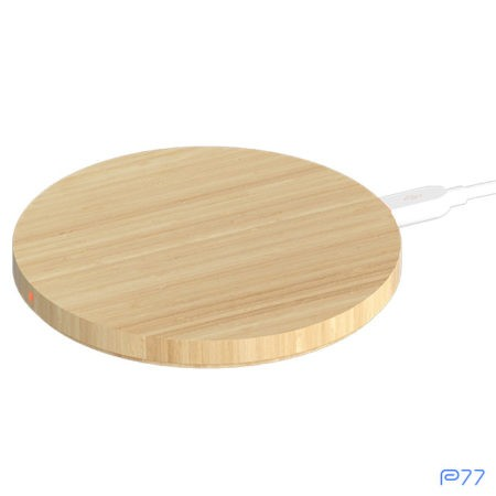 Carica Batteria Wireless Bamboo