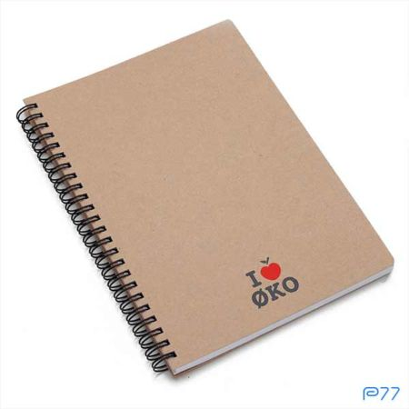 Agenda Regular Cartoncino Riciclato
