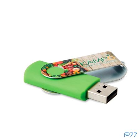 Chiavetta USB Techmate Full Color